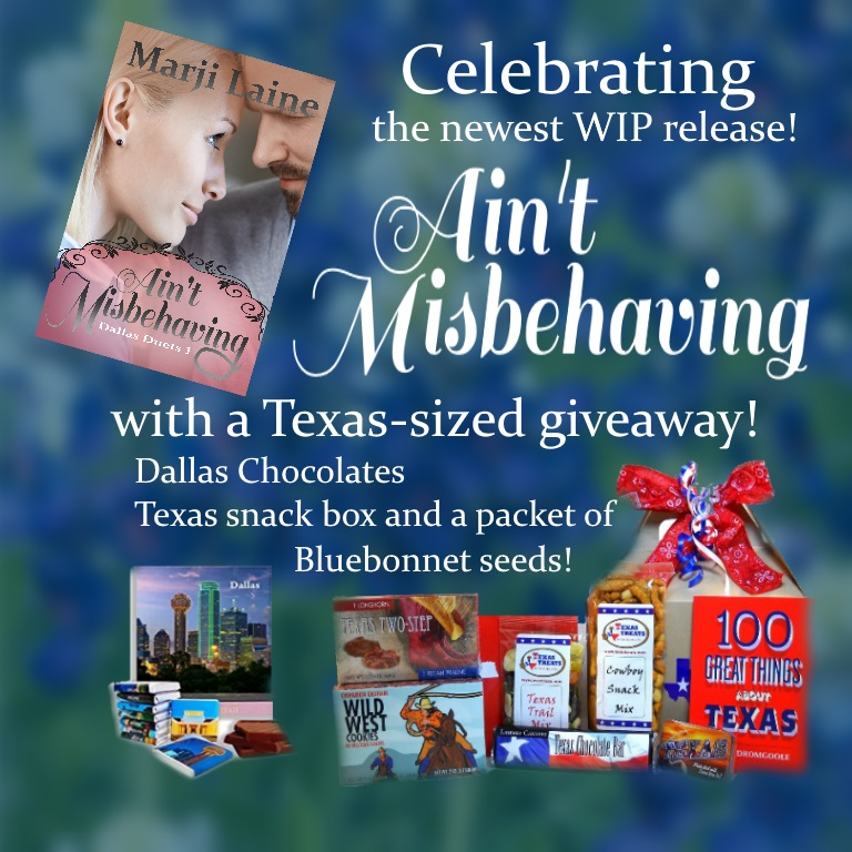 aint misbehaving giveaway